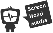 Screen Head Media Logo