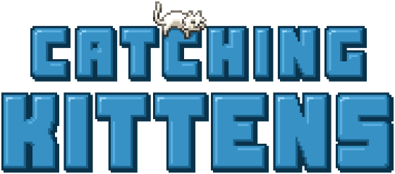 Catching Kittens Logo